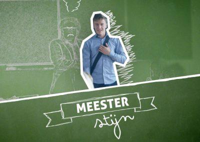Commercial – Meester Stijn